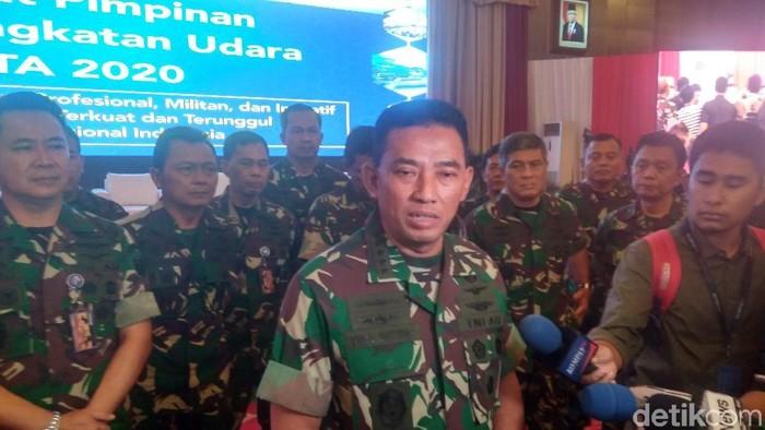 Kepala Staf Angkatan Udara Marsekal TNI Yuyu Sutisna