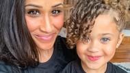 Wanita Ini Curi Perhatian di Instagram Anaknya Karena Mirip Meghan Markle