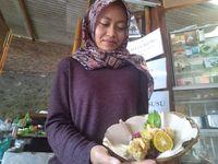 Maknyus! Durian Bakar Khas Jombang yang Creamy Wangi