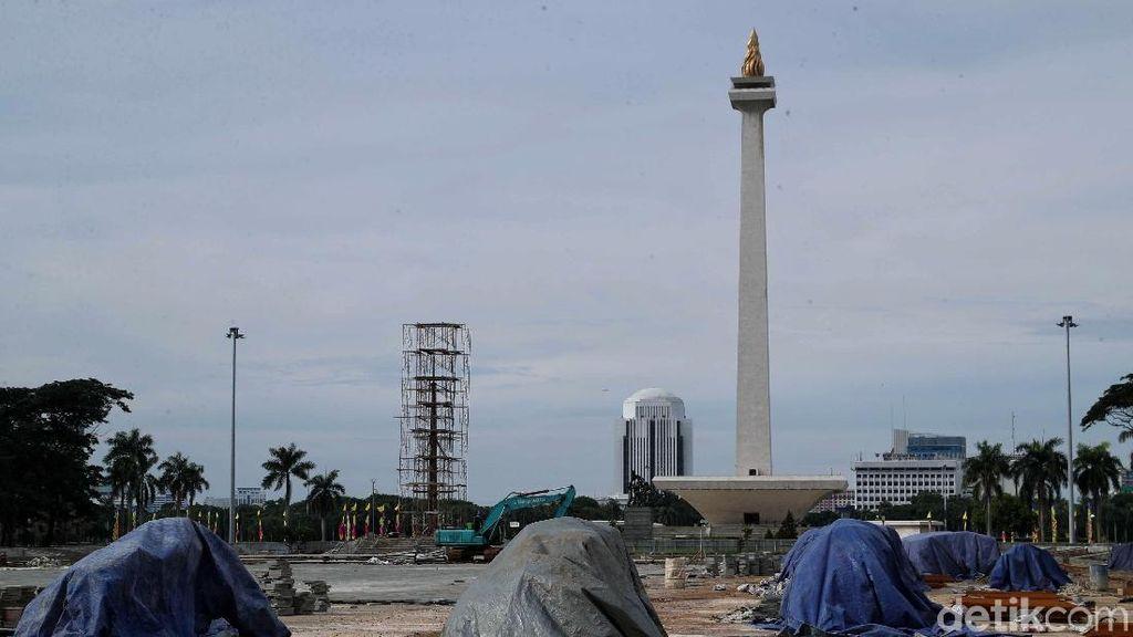 Dishut DKI: Rekomendasi Penebangan Pohon di Monas Sudah Keluar