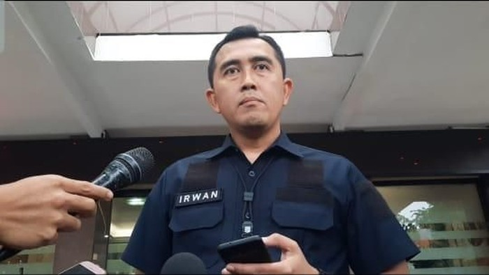 Kasat Reskrim Jaksel AKBP M Irwan Susanto