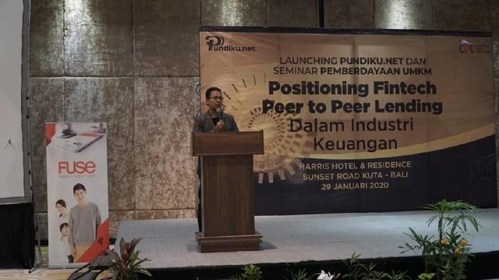 Pundiku fintech P2P Lending