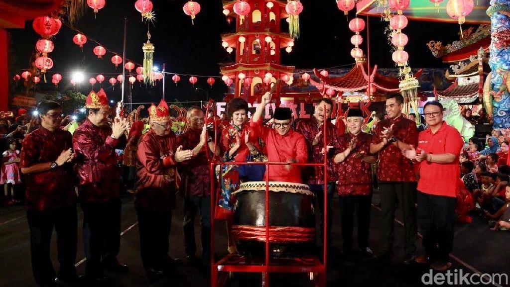 Malam Ini Banyuwangi Gelar Festival Imlek