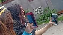 Polisi Tangkap Jambret HP SPG yang Update Status WA di Pinggir Jalan