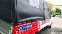 Esemka Bima 1.3 Bus Rapid Transit (BRT) Trans Semarang