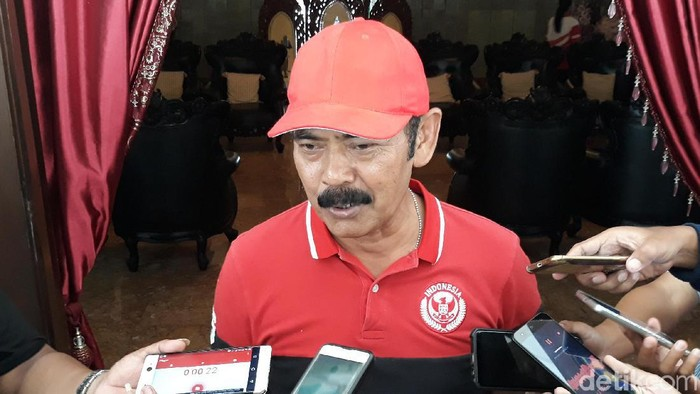 Wali Kota Surakarta FX Hadi Rudyatmo, Jumat (31/1/2020).
