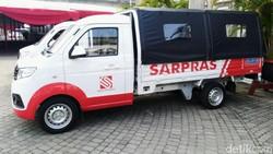 Mobil Esemka di Semarang Pakai BBG