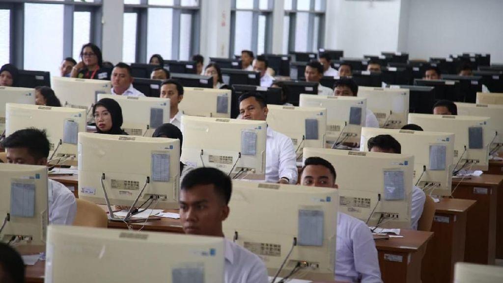 Buka Seleksi CPNS di Medan, Kemnaker Incar ASN Milenial