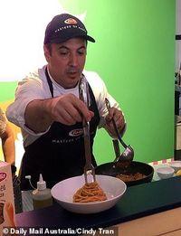 Chef Ini Ungkap Trik Praktis Sajikan Pasta ala Restoran