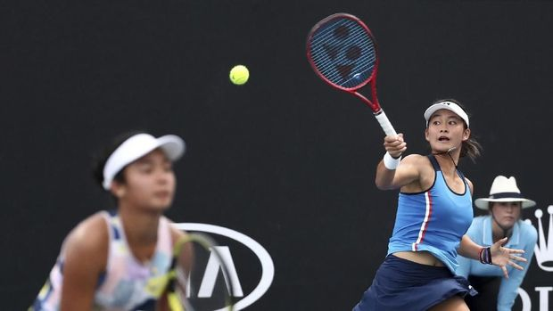 Priska Madelyn Nugroho, Andalan Baru Tenis Indonesia