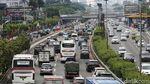 Tarif Tol Dalam Kota Naik, Macet Tetap Menghantui