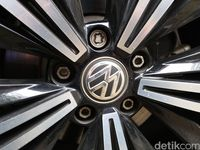 Jurus VW Atasi Pencurian Pelek Mobil saat Parkir
