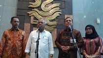 Video: Pimpinan KPK Sambangi Kantor Menteri PUPR, Ada Apa?