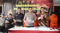 7 Pelaku Kejahatan Ditangkap di Bangkalan, 5 Motor 2 Mobil Diamankan