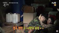 Behind the scene (BTS) adegan ciuman Son Ye Jin dan Hyun Bin di Crash Landing On You