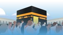 Ibadah Haji 2020 Dibatalkan Gegara Corona, Jemaah Malah Bersyukur