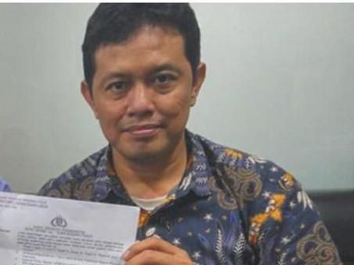 Pendiri Negara Rakyat Nusantara, Yudi Syamhudi Suyuti