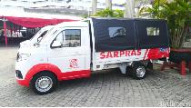 Digunakan Pemkot, Mobil Esemka Mengaspal di Semarang