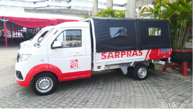 Esemka Bima 1.3 jadi Bus Rapid Transit (BRT) Trans Semarang