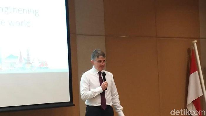Duta Besar Inggris untuk RI dan Timor Leste Owen Jenkins