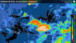 BMKG Keluarkan Peringatan Dini Hujan Lebat-Petir di Jateng