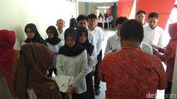Enak... Peserta Tes CPNS di Wilayah Ini Dapat Mobil Jemputan