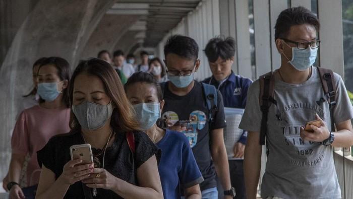 Otoritas Thailand mengumumkan kasus pertama penularan virus corona dari manusia ke manusia atau antarmanusia di dalam wilayahnya.
