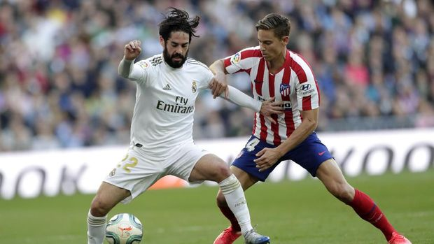 Hasil Liga Spanyol: Madrid Tekuk Atletico di Bernabeu
