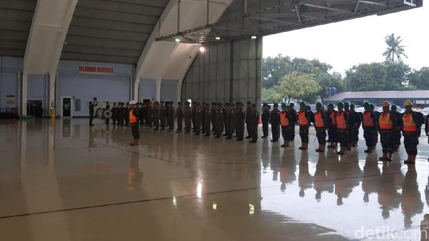 Panglima TNI Lepas Satgas Garuda Bantu Atasi Kebakaran Hutan di Australia