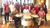 Kunjungi Aburizal Bakrie, Ketua MPR Bahas Rebranding Ormas