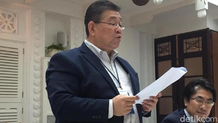 Presiden Direktur PT Toyota-Astra Motor Susumu Matsuda