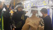 Fashion Rocks 2020, Peragaan Busana Pertama di MRT Jakarta