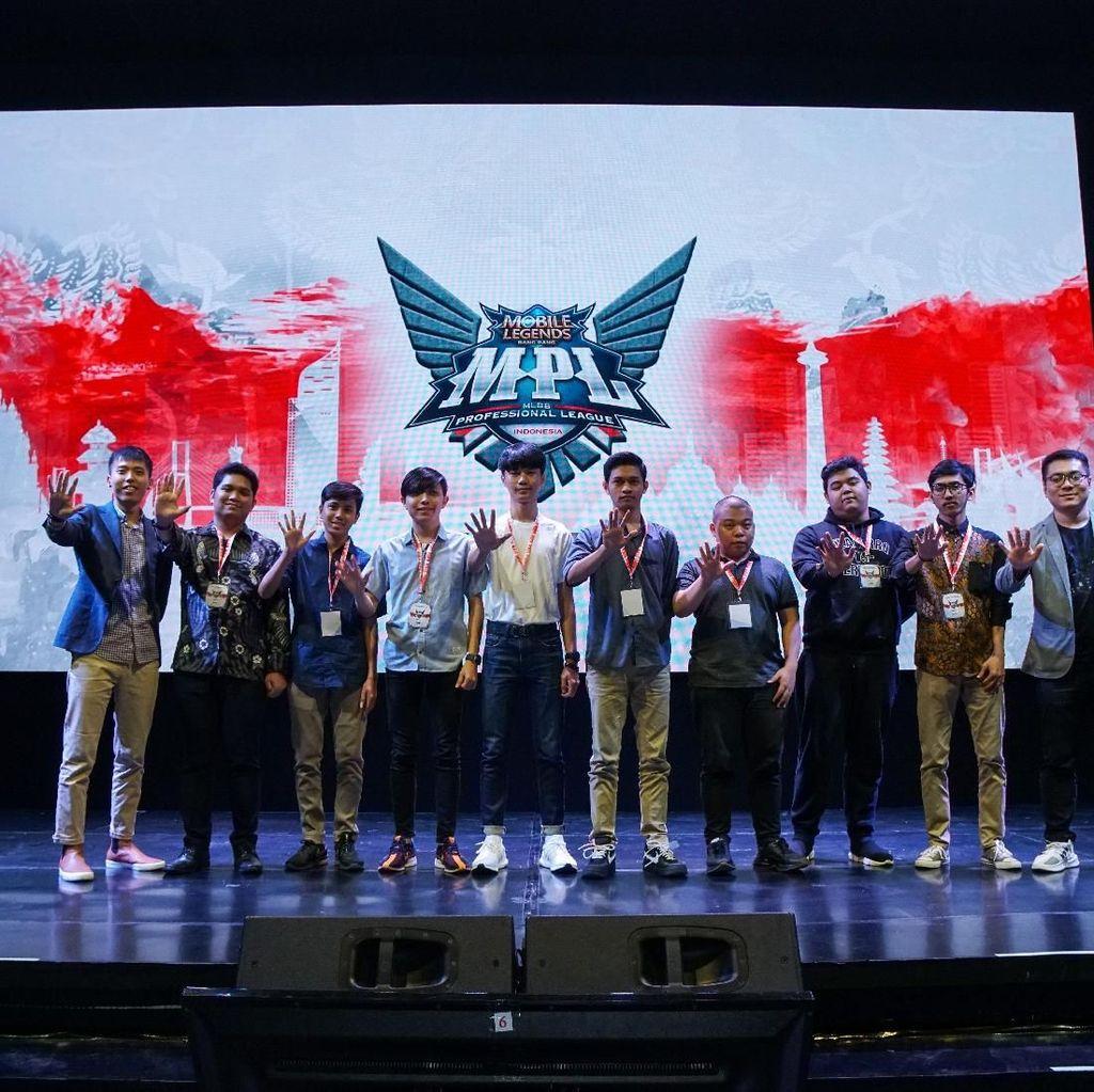 8 Tim Rebutkan Rp 4 Miliar di Turnamen Mobile Legends