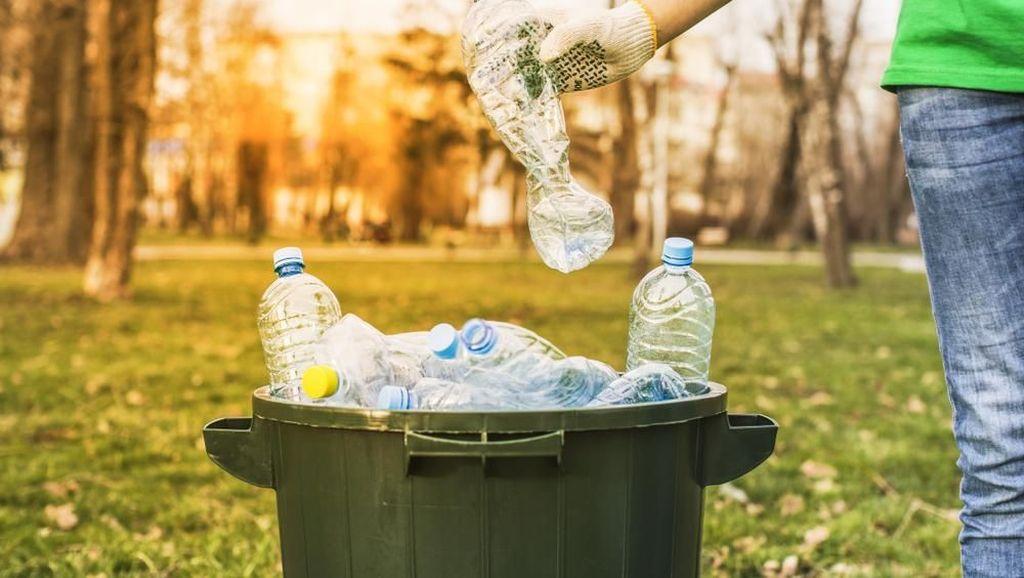 Kini Abang Ojol Bisa Ikutan Daur Ulang Sampah, Nih Caranya