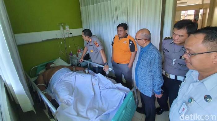 Korban Kecelakaan di Tol Cipali
