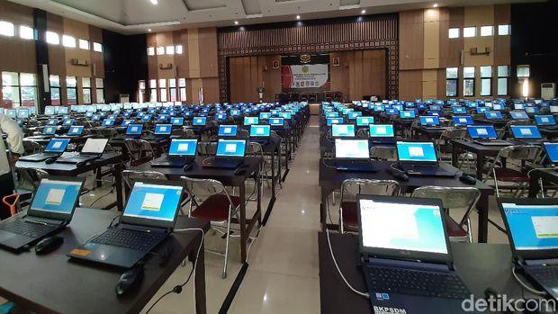 51.800 Peserta ikuti Tes CPNS di Kota Tasikmalaya