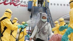 Saran Perhimpunan Dokter Paru untuk WNI yang kembali dari Wuhan
