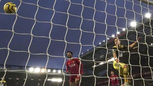 Liverpool berhasil mencatat performa impresif musim ini.