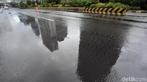 Hujan Mengguyur Sejak Malam, Ini 8 Titik Genangan di Jakarta