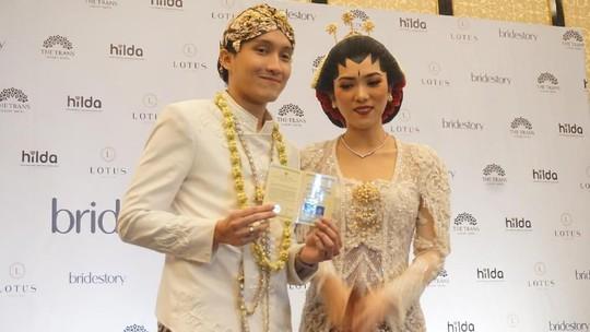 Potret Pernikahan Isyana Sarasvati hingga Nikita Mirzani
