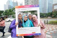 Perayaan World Hijab Day 2020 di Indonesia