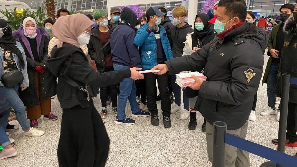 Kemenkes: 7 WNI Masih di Wuhan, 3 Minta Dipulangkan
