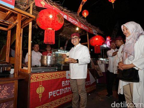 Bisa Jajan Enak di Pecinan Street Food, Kawasan Kuliner Terbaru di Banyuwangi