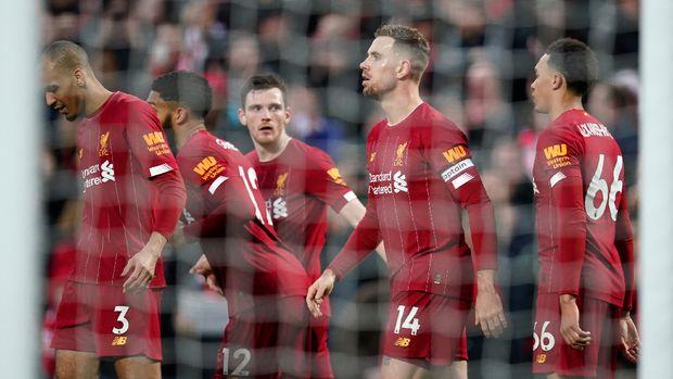 Liverpool tidak pernah ke babak kelima Piala FA dalam empat musim terakhir.