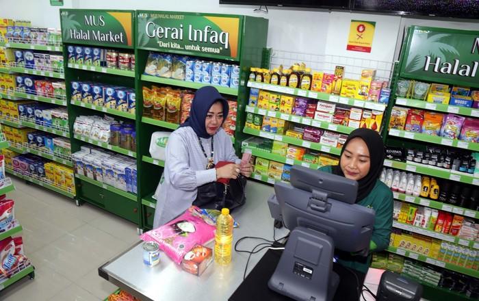 MUS Halal Convenience Store hadir menjadi alternatif bagi warga Depok untuk berbelanja produk halal kebutuhan sehari-hari dengan konsep kenyamanan.