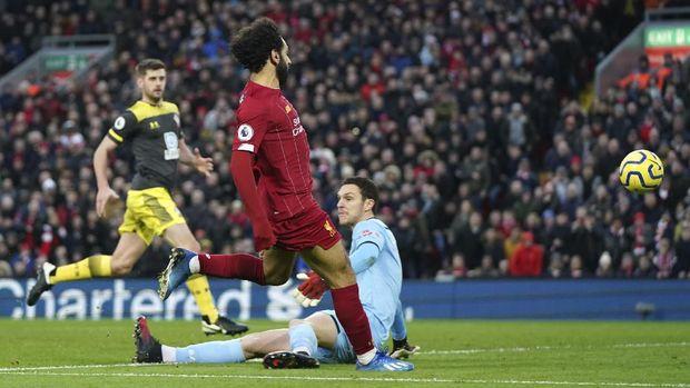 Leicester Bisa Bantu Liverpool hingga Ronaldo Bungkam Kiper