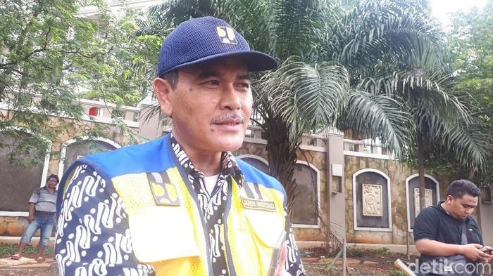 Direktur Sungai dan Pantai Ditjen Sumber Daya Air Kementerian PUPR Jarot Widyoko