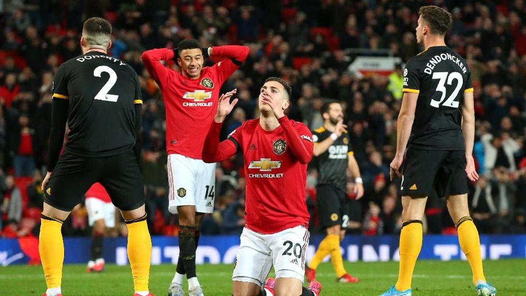 Man United Butuh 2 Poin agar Aman dari Degradasi, Arsenal Perlu 6