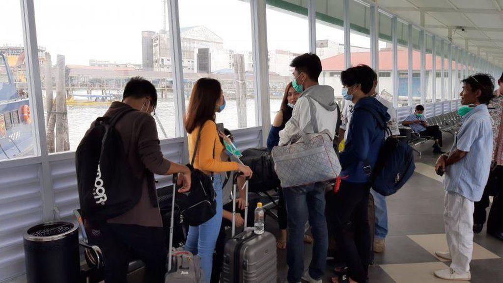Ada 270 WNI di Kapal Pesiar yang Ditolak Bersandar di Bintan