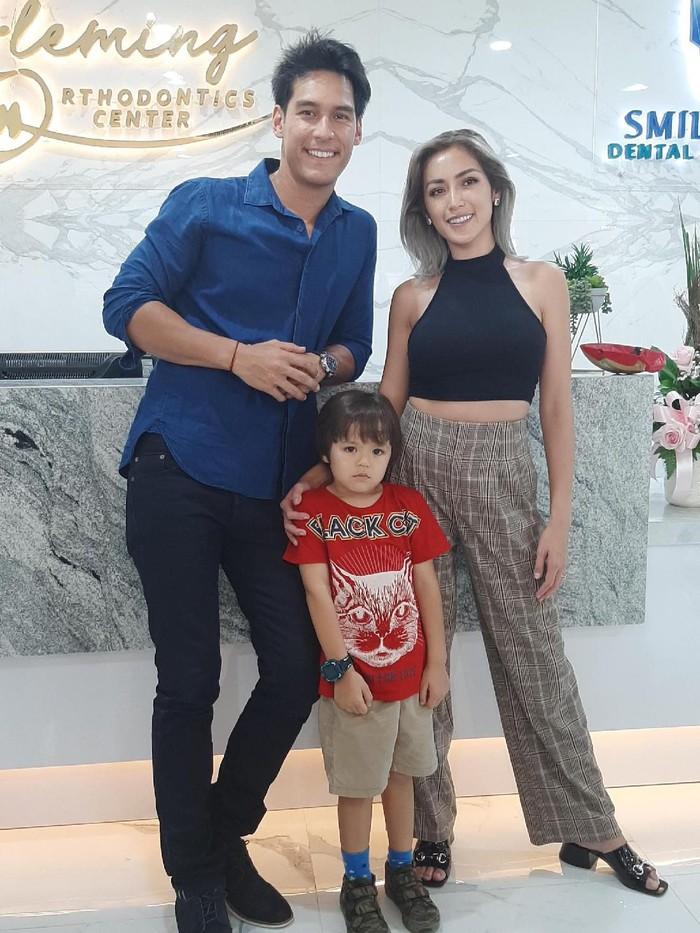 Richard Kyle, Jessica Iskandar dan El Barack